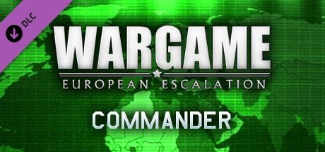 Купить Wargame: European Escalation - Commander (DLC)