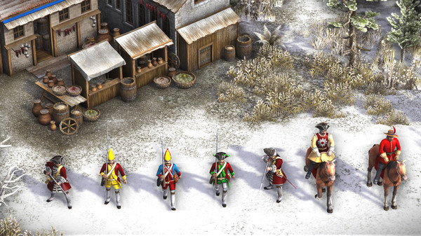 скриншот Cossacks 3: Rise to Glory 1