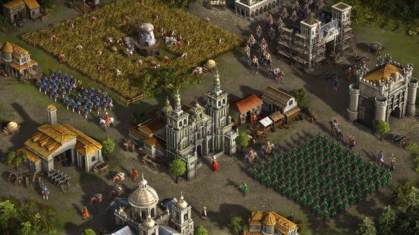 скриншот Cossacks 3: Rise to Glory 5