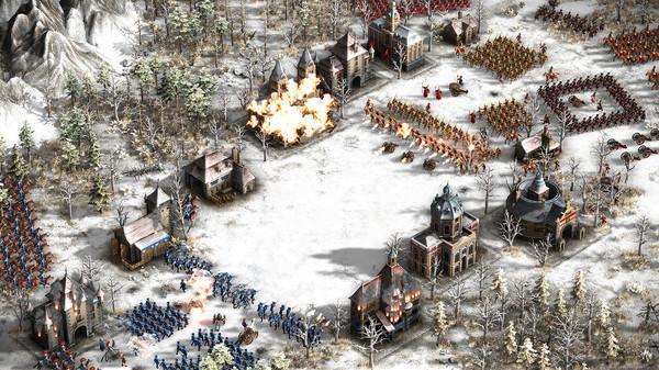 скриншот Cossacks 3: Rise to Glory 0