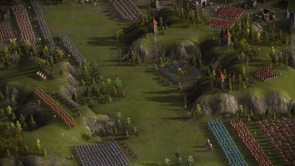скриншот Cossacks 3: Rise to Glory 3