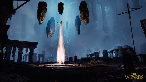 Screenshot of The Wizards