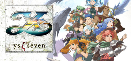 Ys SEVEN cover art