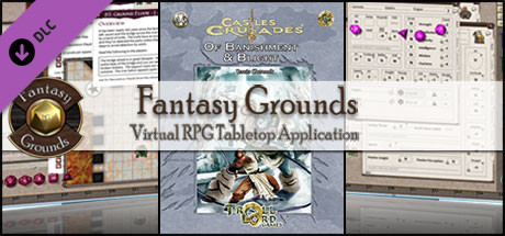 Fantasy Grounds - A6 Of Banishment & Blight (Castles and Crusades)