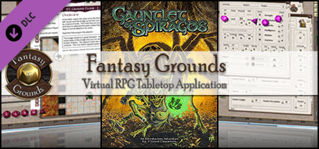 Fantasy Grounds - Gauntlet of Spiragos (5E)