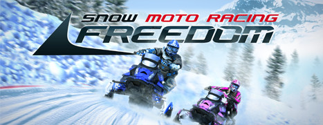 Snow Moto Racing Freedom - 雪地摩托自由竞赛