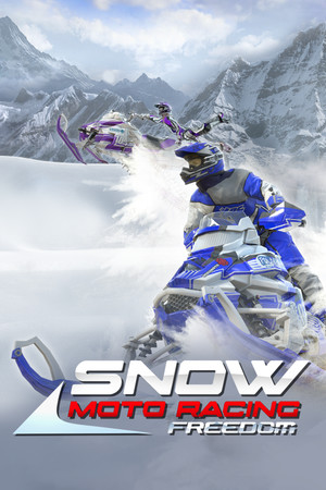 Snow Moto Racing Freedom poster image on Steam Backlog
