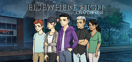 Elsewhere High: Chapter 1 - A Visual Novel