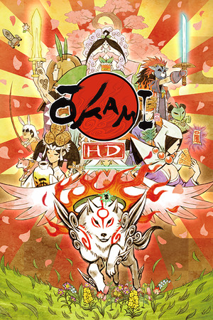 Okami HD poster image on Steam Backlog