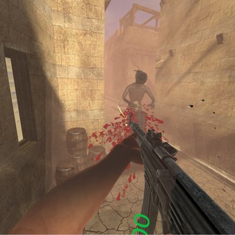 Скриншот из Under a Desert Sun