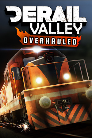 Derail Valley poster image on Steam Backlog
