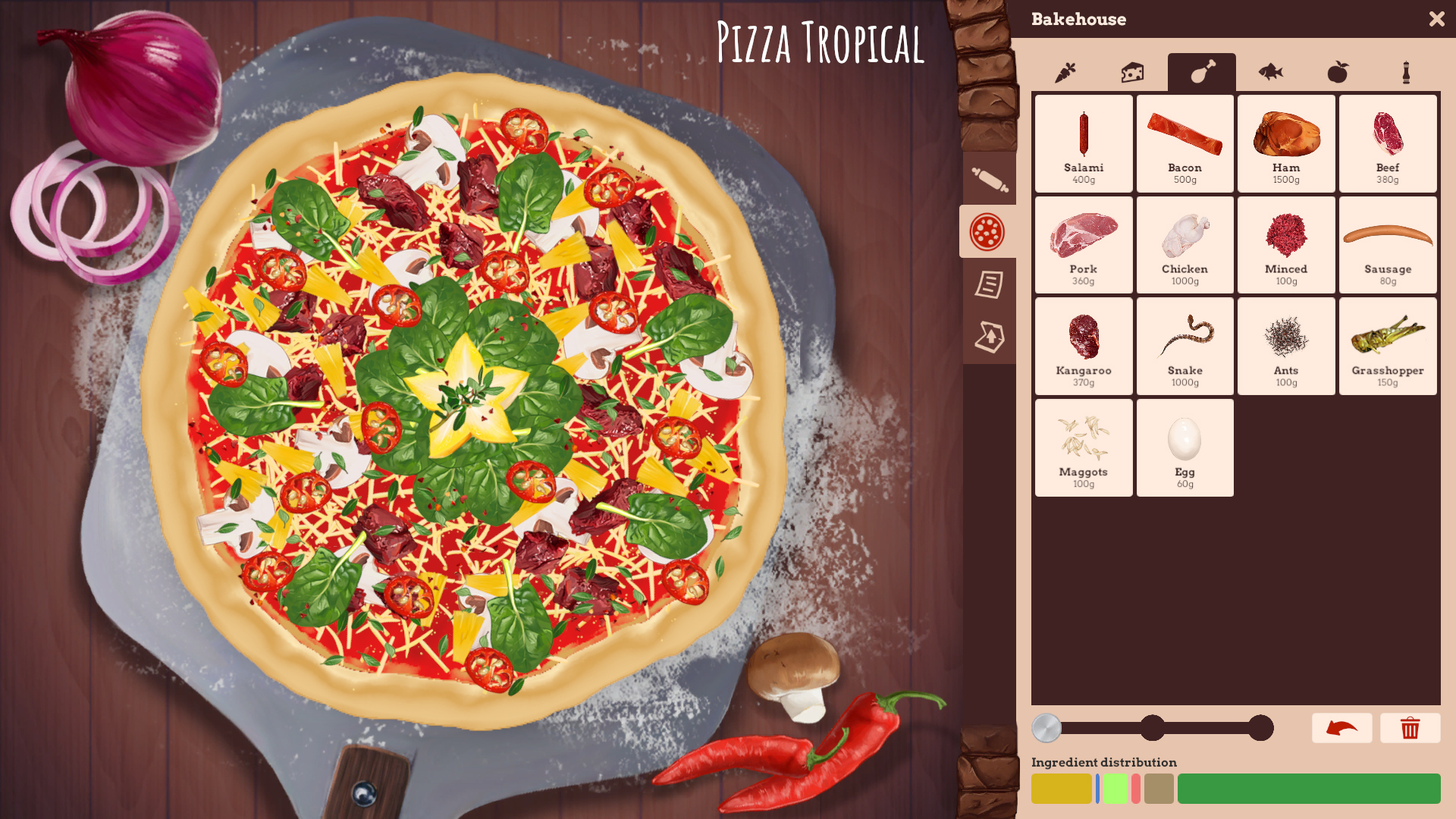 Pizza Tycoon ISO Demo