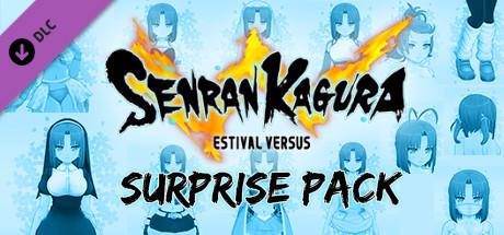 SENRAN KAGURA ESTIVAL VERSUS - Surprise Pack