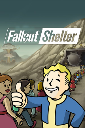 Fallout Shelter poster image on Steam Backlog