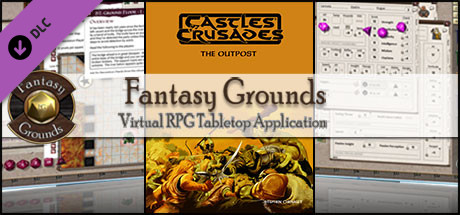 Fantasy Grounds - Outpost (Castles & Crusades)