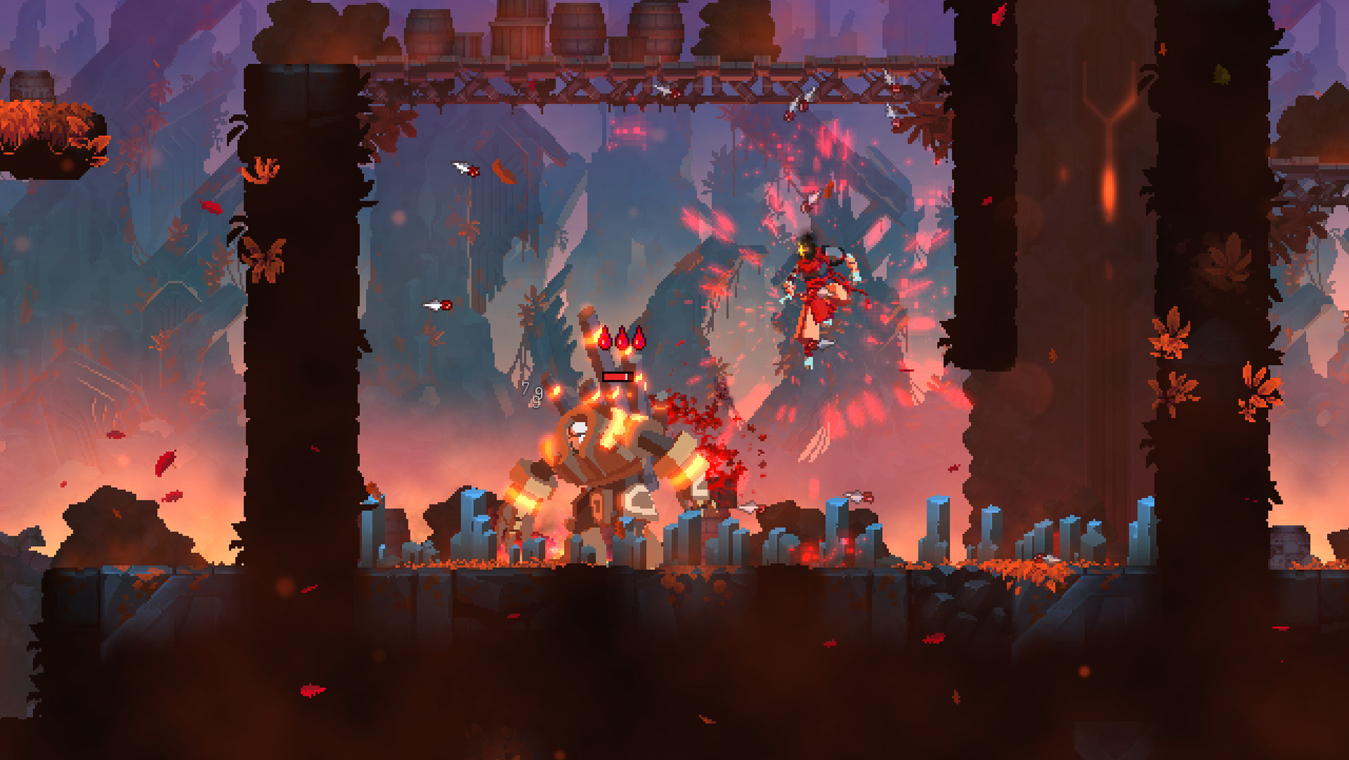 Dead Cells [2018|Rus|Eng|Multi13]