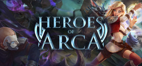 Heroes of Arca cover art