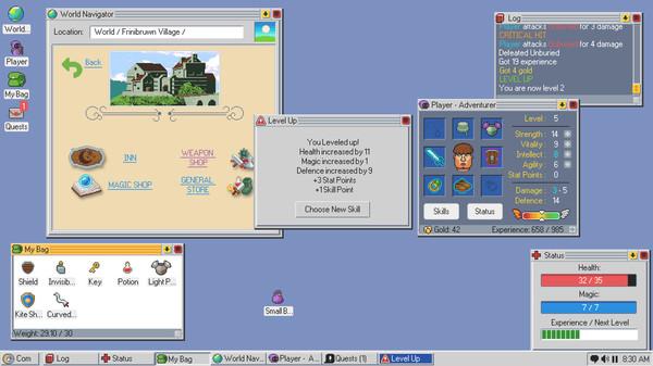 Screenshot of Kingsway