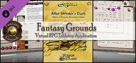 Fantasy Grounds - CS1 After Winter's Dark: Aihrde Setting (Castles & Crusades)