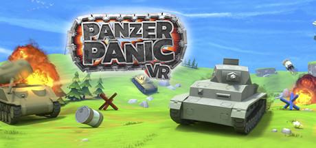 Game Banner Panzer Panic VR