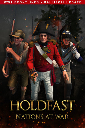 Серверы Holdfast: Nations At War