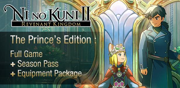 Картинки по запросу Ni no Kuni II: Revenant Kingdom