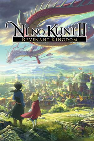 Ni no Kuni II: Revenant Kingdom poster image on Steam Backlog