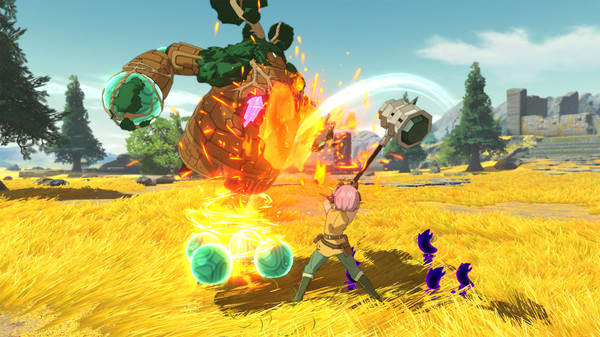 Screenshot of Ni no Kuni™ II: Revenant Kingdom