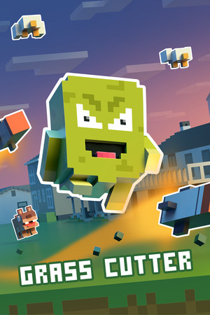 Grass Cutter - Mutated Lawns poster image on Steam Backlog