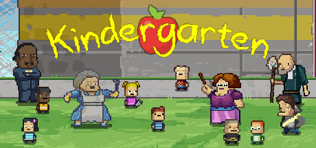 Save 40% on Kindergarten on Steam