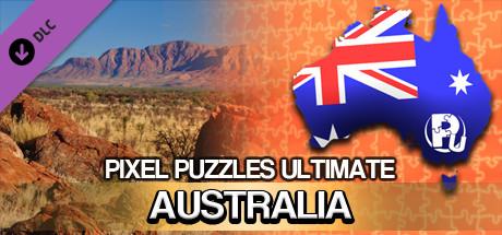 Jigsaw Puzzle Pack - Pixel Puzzles Ultimate: Australia