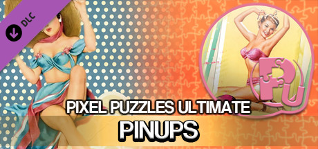 Jigsaw Puzzle Pack - Pixel Puzzles Ultimate: Pin-Ups