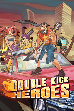 Double Kick Heroes poster image on Steam Backlog