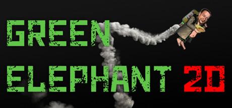 Green Elephant 2D