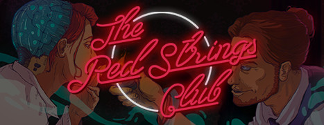 Resultado de imagen de The Red Strings Club