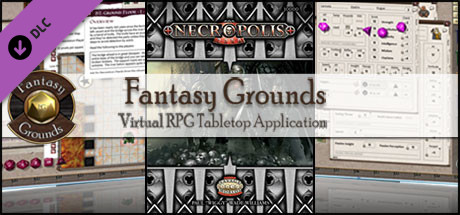 Fantasy Grounds - Necropolis 2350: Setting (Savage Worlds)