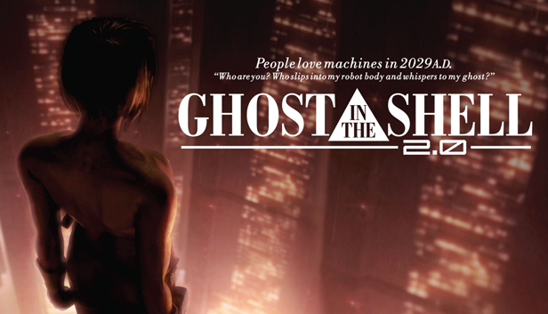 Ghost In The Shell 2 0 On Steam