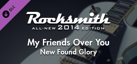 "Rocksmith® 2014 Edition – Remastered – New Found Glory – ""My Friends Over You"""