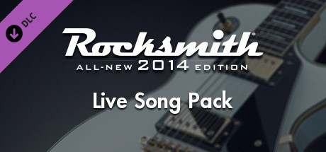 Rocksmith® 2014 Edition – Remastered – Live Song Pack