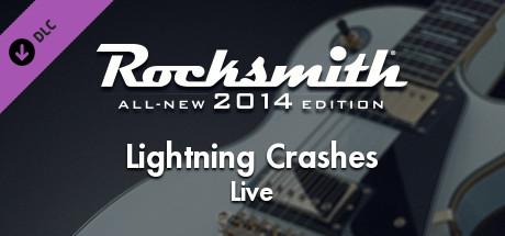 "Rocksmith® 2014 Edition – Remastered – Live - ""Lightning Crashes"""