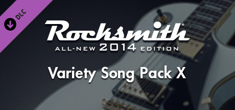 Rocksmith® 2014 Edition – Remastered – Variety Song Pack X