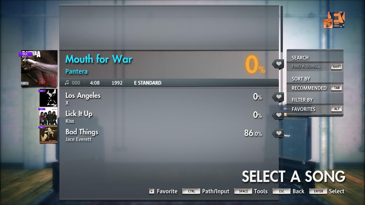 Rocksmith: All-new 2014 Edition - Pantera: Mouth for War 2017 pc game Img-2