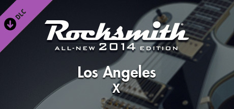 "Rocksmith® 2014 Edition – Remastered – X - ""Los Angeles"""