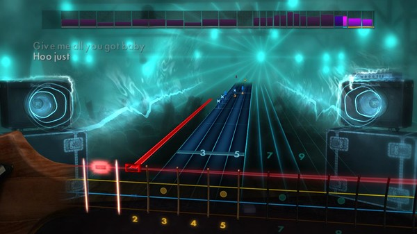 "Скриншот №2 к Rocksmith® 2014 Edition – Remastered – Alabama Shakes - ""Gimme All Your Love"""