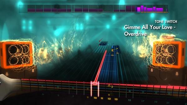 "Скриншот №3 к Rocksmith® 2014 Edition – Remastered – Alabama Shakes - ""Gimme All Your Love"""