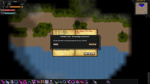 скриншот Tales of Maj'Eyal - Forbidden Cults 1