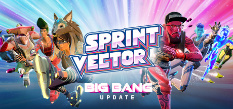 Sprint Vector on Steam