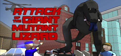 Attack of the Giant Mutant Lizard achievements