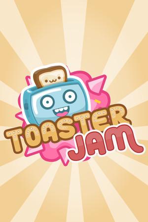 Toaster Jam poster image on Steam Backlog
