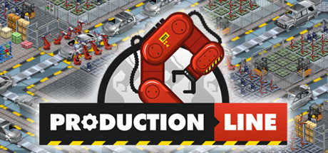 Production Line Car Factory Simulation On Steam